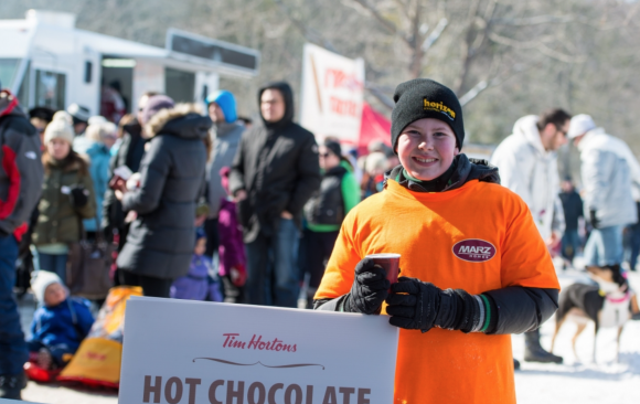Braden's Hot Chocolate Festival
