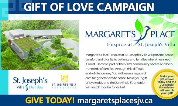 Gift of Love Campaign Study - St. Joseph's Villa